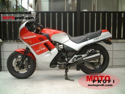 Honda CBX 750 F 1985 photo