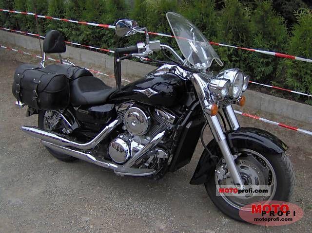 Kawasaki VN 1600 Classic 2004 photo