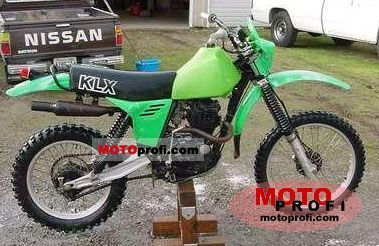 Kawasaki KLX 250 1982 photo