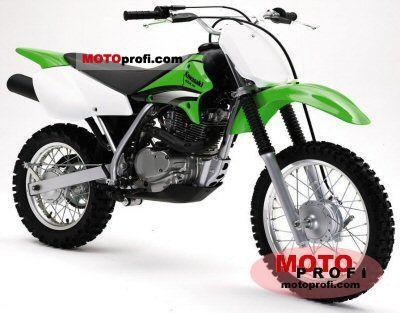 Kawasaki KLX 125 2005 photo