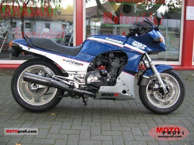 Kawasaki GPZ 900 R 1990 photo