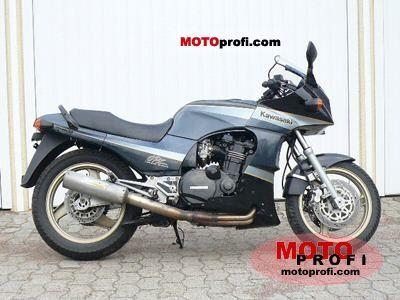 Kawasaki GPZ 900 R 1992 photo