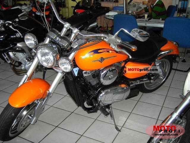 Kawasaki VN 1600 Mean Streak 2004 photo