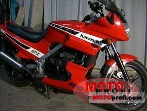 Kawasaki GPZ 500 S 1987 photo