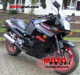 Kawasaki GPX 600 R 1988 photo