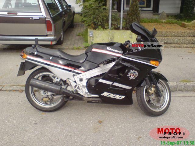 Kawasaki ZX-10 1990 photo