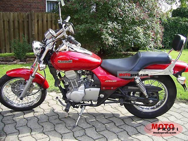 Kawasaki Eliminator 125 2000 photo
