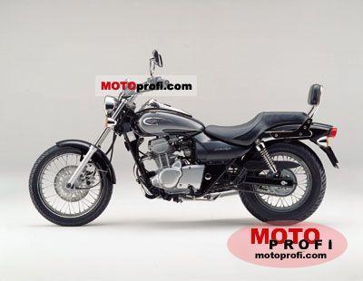 Kawasaki Eliminator 125 2001 photo