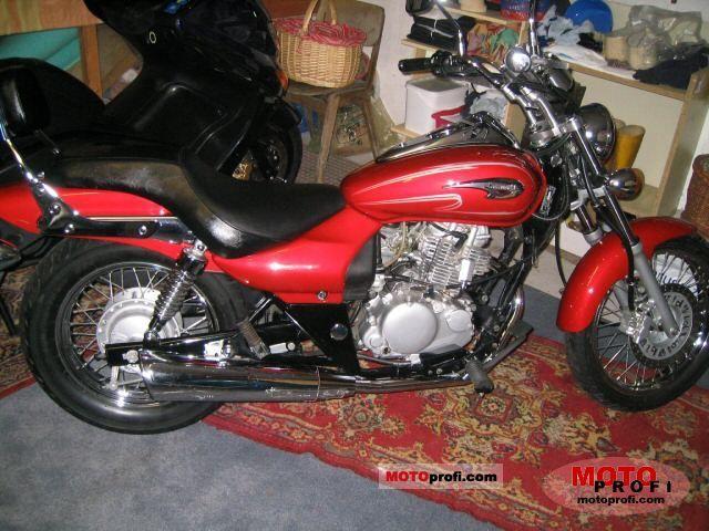 Kawasaki Eliminator 125 2004 photo