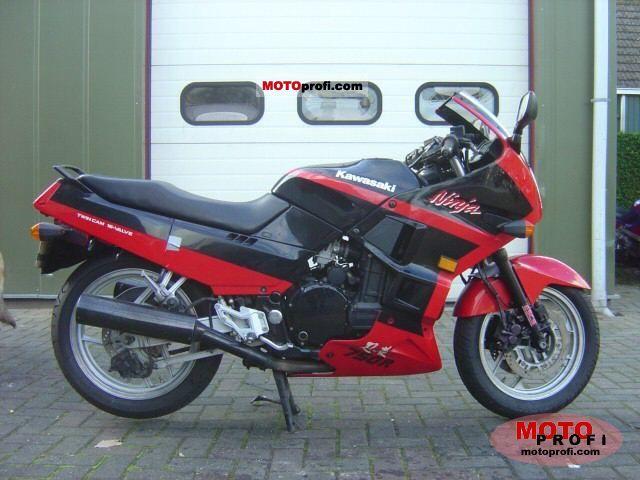 Kawasaki GPX 750 R 1990 photo