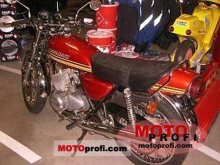 Kawasaki KH 250 1976 photo