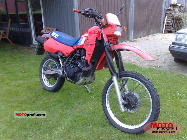 Kawasaki KLR 600 1986 photo