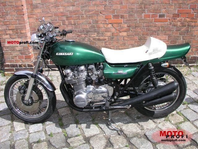 Kawasaki Z 900 1975 photo