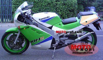 Kawasaki KR1-S 1992 photo