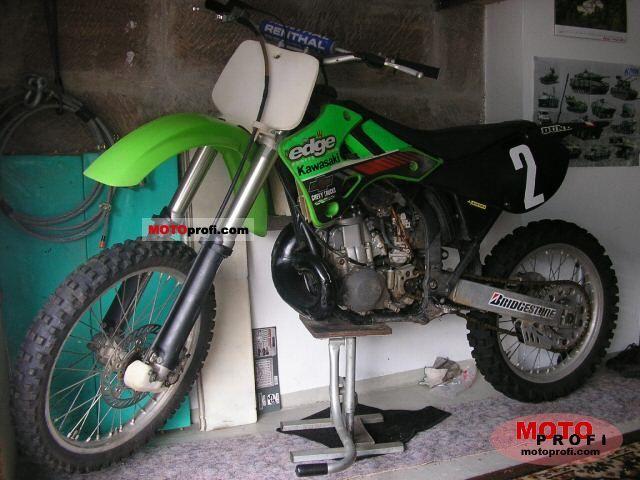 Kawasaki KX 250 2002 photo