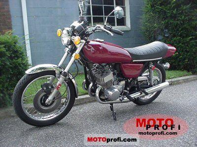 Kawasaki KH 500 1975 photo