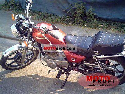 Kawasaki Z 250 LTD 1982 photo