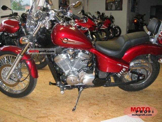 Honda VT 600 C Shadow 1999 Specs and Photos