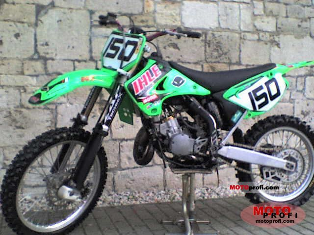 Kawasaki Kx 125 2004 Specs And Photos