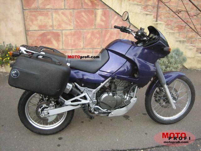 Kawasaki KLE 500 1991 photo
