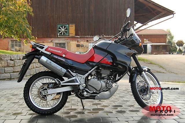 Kawasaki KLE 500 1996 photo