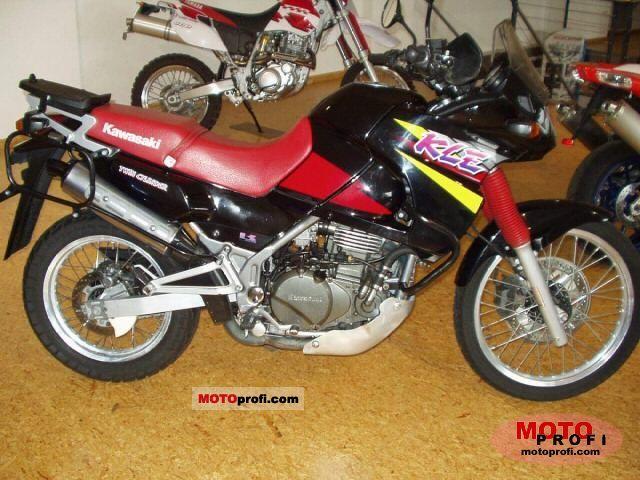 Kawasaki KLE 500 1997 photo