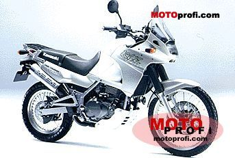 Kawasaki KLE 500 1998 photo