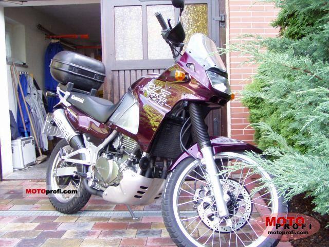 Kawasaki KLE 500 2000 photo