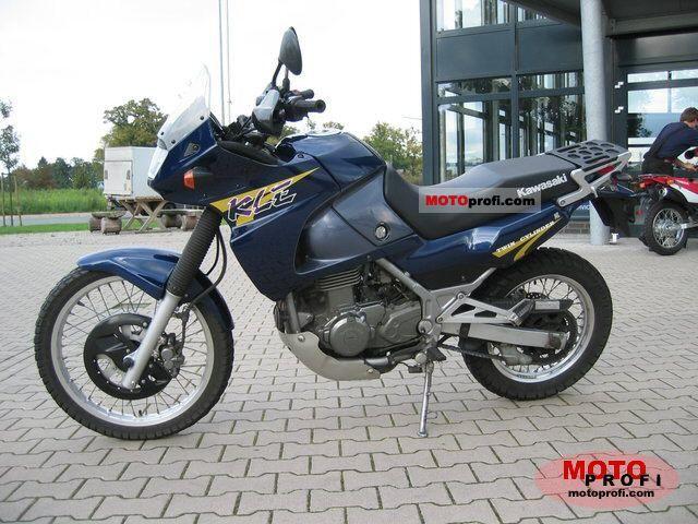 Kawasaki KLE 500 2001 photo