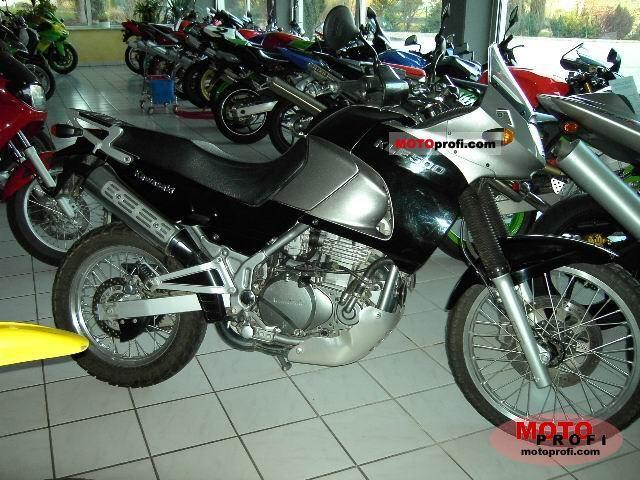 Kawasaki KLE 500 2004 photo