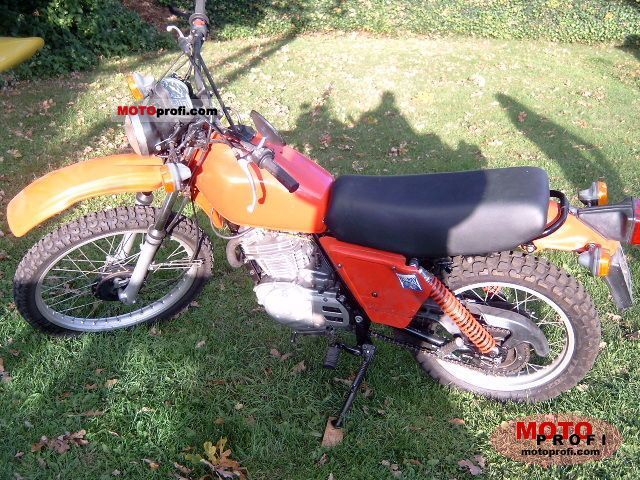 Honda XL 500 S 1979 photo
