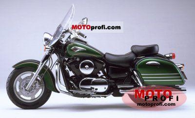 Kawasaki VN 1500 Classic Touring 1998 photo