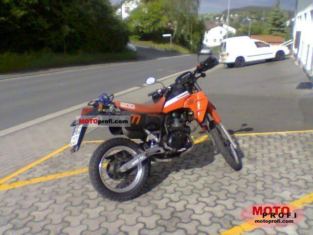 Kawasaki KLR 600 E 1988 photo