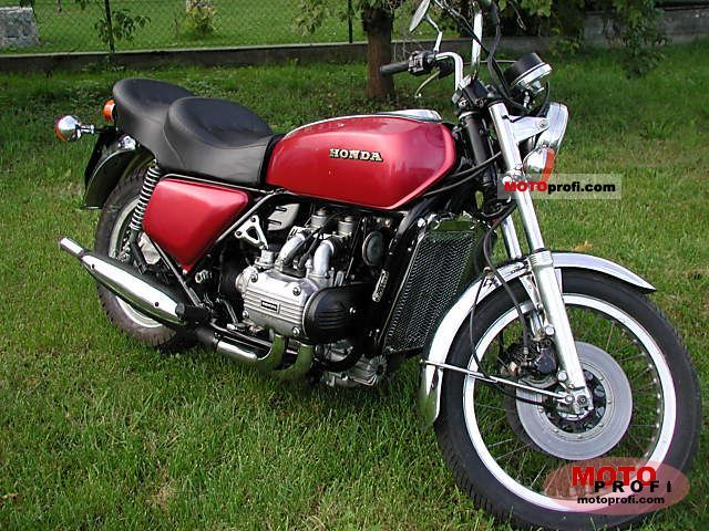 Honda GL 1000 Gold Wing 1976 photo