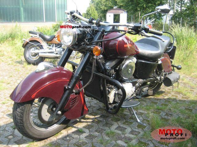 Kawasaki VN 1500 Drifter 2001 photo