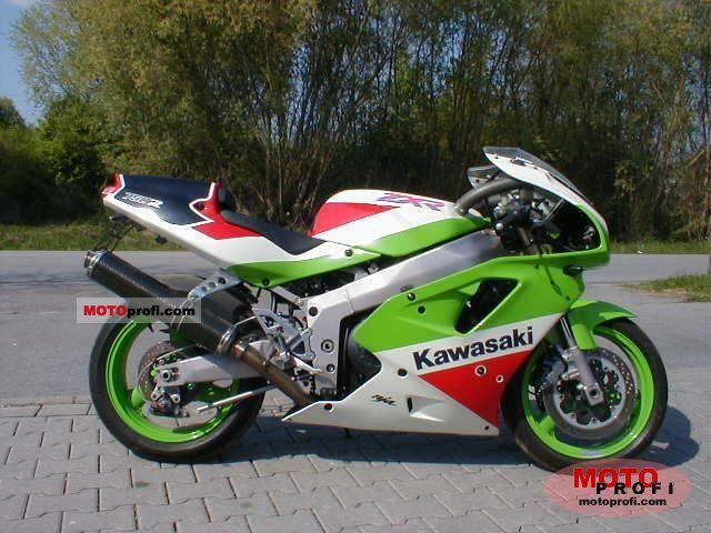 Kawasaki ZXR 750 R 1992 photo