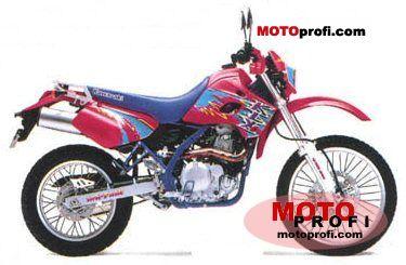 Kawasaki KLX 650 1995 photo