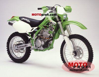 Kawasaki KLX 300 R 2002 photo