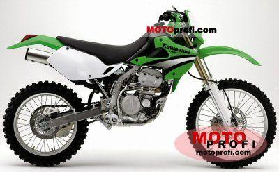 Kawasaki KLX 300 R 2005 photo