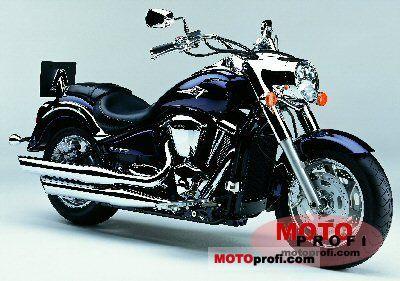 Kawasaki VN 2000 (VN2000-A1) 2004 photo
