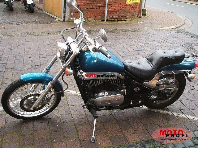 Kawasaki VN 800 A 1998 photo