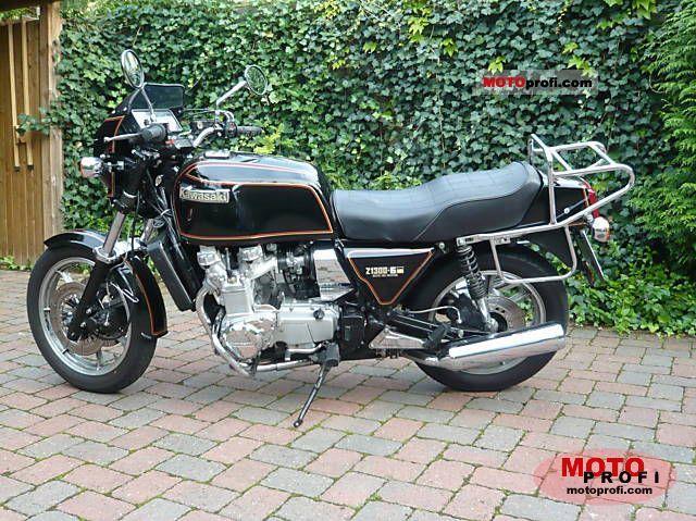 Kawasaki Z 1300 DFI 1984 photo