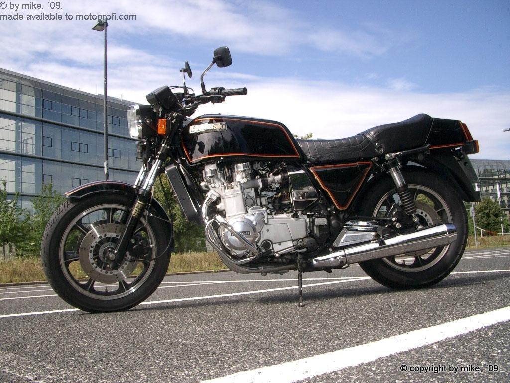 Kawasaki Z 1300 DFI 1987 photo