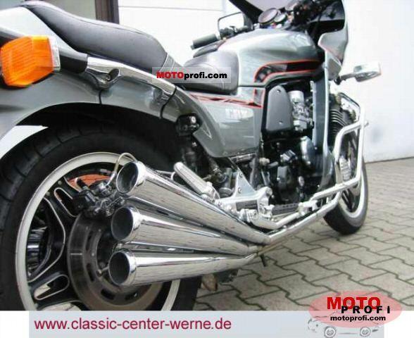 Honda CBX Pro Link 1981 photo