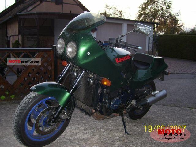 Kawasaki GPZ 1000 RX 1986 photo