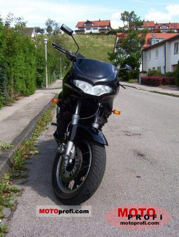 Kawasaki GPZ 1000 RX 1987 photo