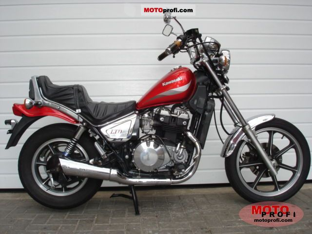 Kawasaki Z 450 LTD 1987 photo