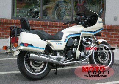 Honda CBX Pro Link 1982 photo