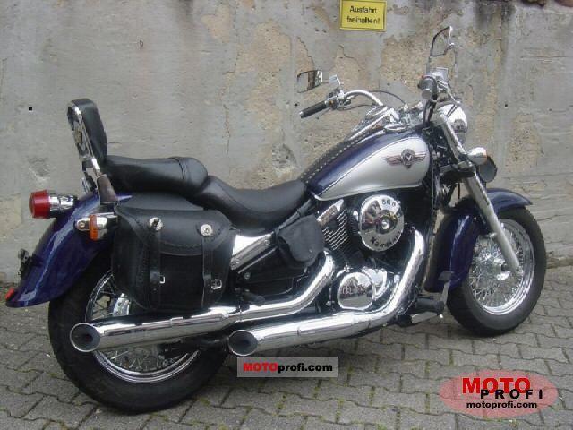 Kawasaki VN 800 1997 photo