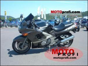 Kawasaki ZZR 600 2000 photo